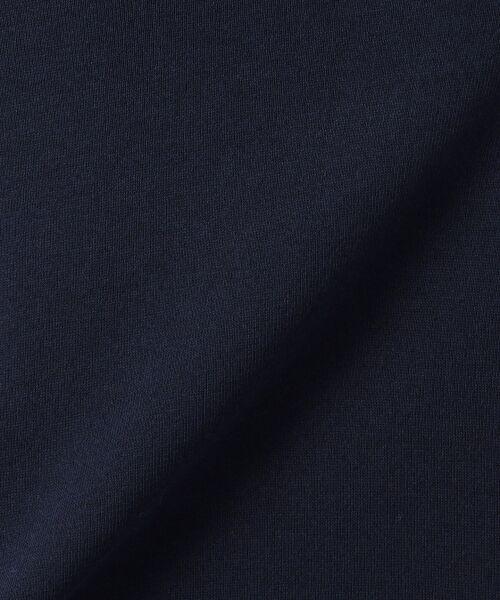23区 / ニジュウサンク ニット・セーター | 【洗える】ドライウールブレンド リボンディティール ニット | 詳細23