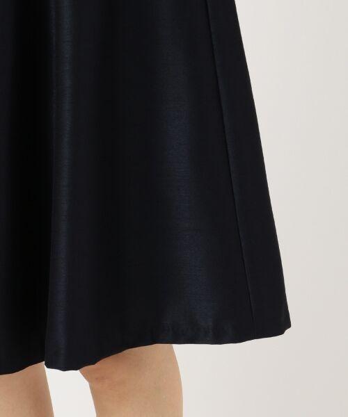 23区 / ニジュウサンク ドレス | 【セットアップ対応】バックサテンシャンタン ワンピース | 詳細8