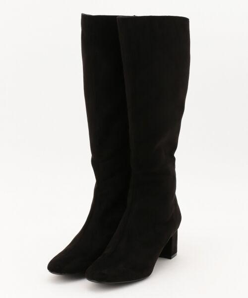 セール ストレッチ ロングブーツ ブーツ ロング丈 23区 ニジュウサンク ファッション通販 タカシマヤファッションスクエア