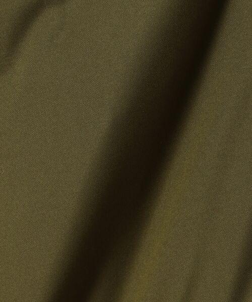 23区 / ニジュウサンク ミリタリージャケット・コート | 【洗える】LIMONTA east マルチWAYタフタ コート | 詳細23