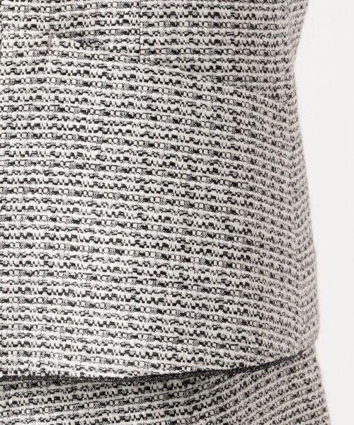 23区 / ニジュウサンク テーラードジャケット   【セットアップ対応】ライトシャインツイード テーラードジャケット   詳細15