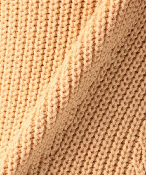 23区 / ニジュウサンク ニット・セーター | 【洗える】コットンブレンドコード ニット | 詳細11