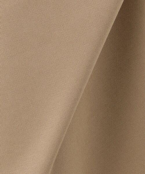 23区 / ニジュウサンク ミニ・ひざ丈スカート | 【洗える】コーマ チノクロス フレアスカート | 詳細12