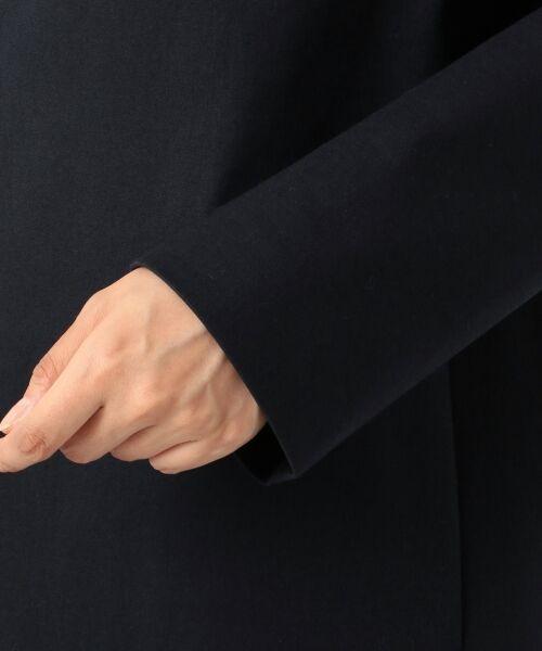 23区 / ニジュウサンク その他アウター   【VERY3月号掲載】ダブルクロスコーティング ノーカラーコート   詳細7
