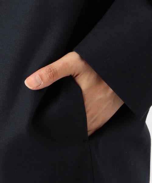 23区 / ニジュウサンク その他アウター   【VERY3月号掲載】ダブルクロスコーティング ノーカラーコート   詳細8