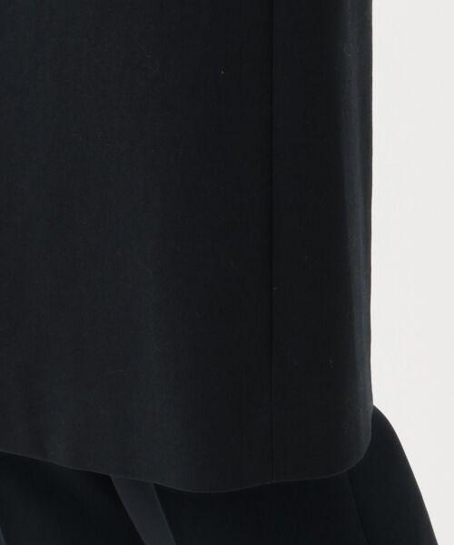 23区 / ニジュウサンク その他アウター   【VERY3月号掲載】ダブルクロスコーティング ノーカラーコート   詳細9