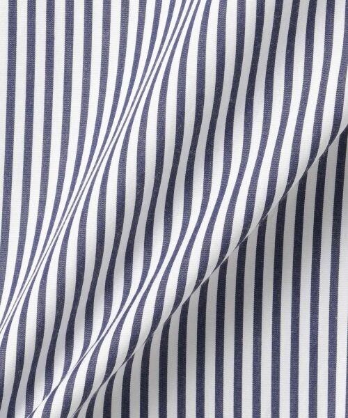 23区 / ニジュウサンク トップス | 【マガジン掲載】CANCLINI ストライプチュニックシャツ(検索番号F33) | 詳細11