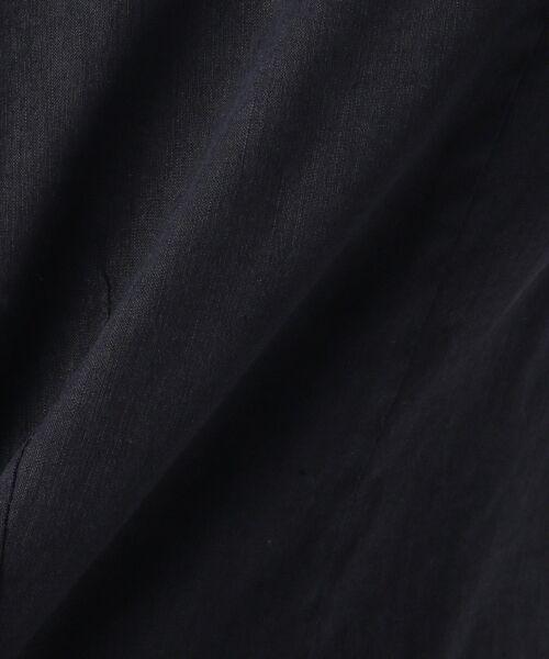 23区 / ニジュウサンク テーラードジャケット | 【マガジン掲載】リネンヴィスコースストレッチ テーラードジャケット | 詳細11