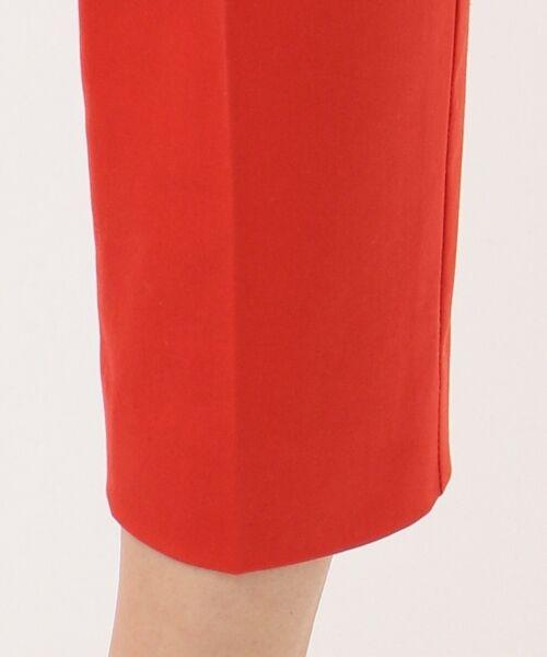 23区 / ニジュウサンク その他パンツ | 【洗える】60サテンストレッチ テーパード パンツ | 詳細22