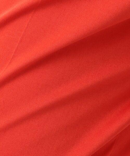 23区 / ニジュウサンク その他パンツ | 【洗える】60サテンストレッチ テーパード パンツ | 詳細23