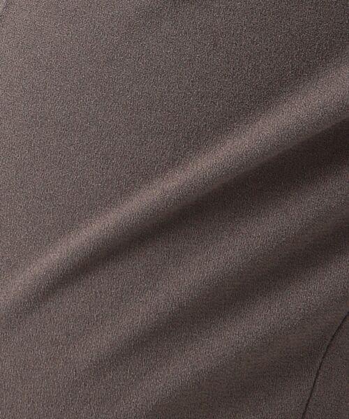 23区 / ニジュウサンク その他パンツ | 【洗える】バックサテンジョーゼット パンツ | 詳細16