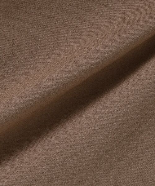 23区 / ニジュウサンク ミニ・ひざ丈スカート | 【洗える】ブライトスラブツイル ラップスカート | 詳細10