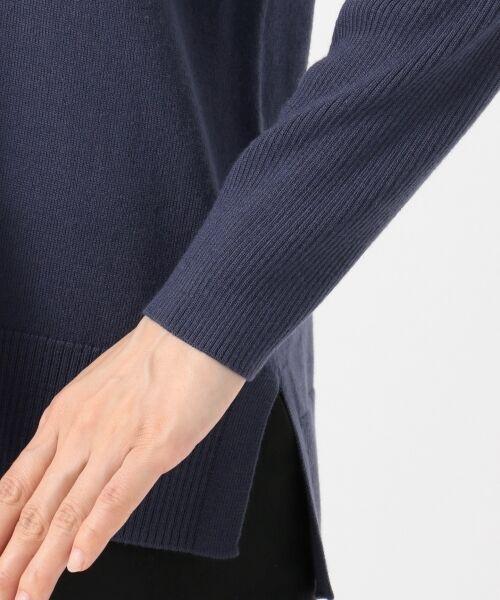 23区 / ニジュウサンク ニット・セーター | 【マガジン掲載】ウーステッドウール 重ね襟ニット(検索番号H76) | 詳細14