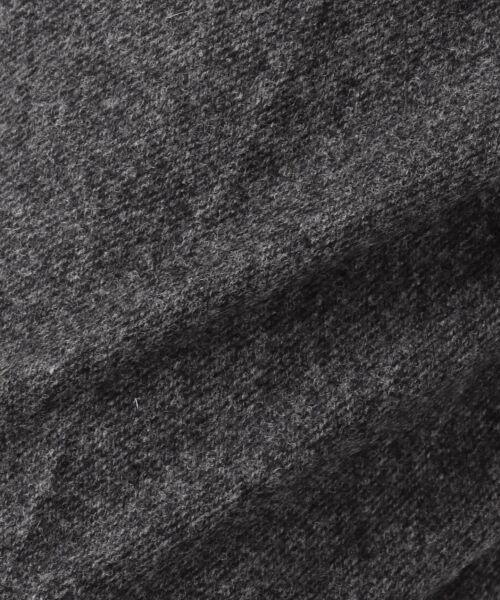 23区 / ニジュウサンク その他パンツ | ぺスカラムフランネル スリットパンツ | 詳細13