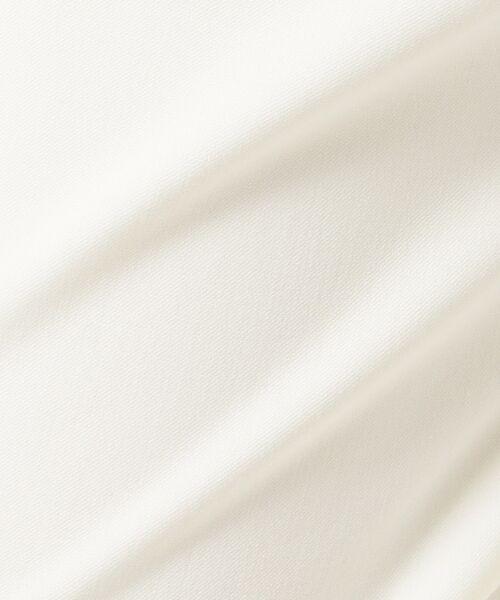 23区 / ニジュウサンク その他パンツ   【洗える】ライトTRギャバ  ドロストパンツ   詳細11