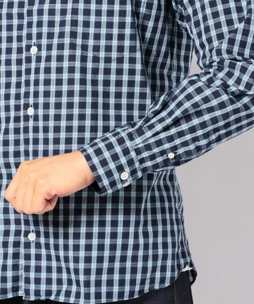 23区HOMME / ニジュウサンク オム シャツ・ブラウス | オリジナルチェック クレリックシャツ | 詳細4