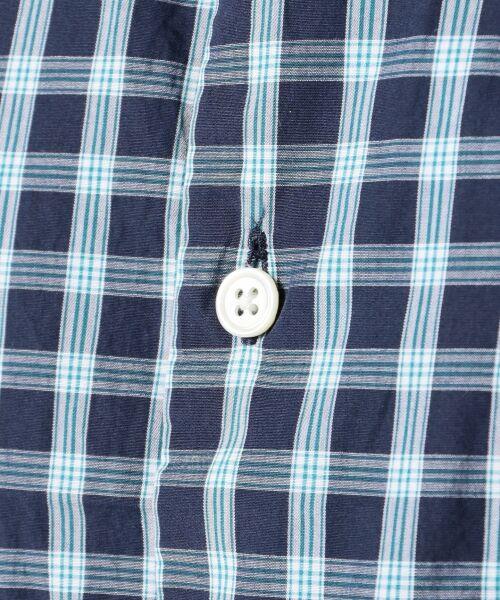 23区HOMME / ニジュウサンク オム シャツ・ブラウス | オリジナルチェック クレリックシャツ | 詳細5