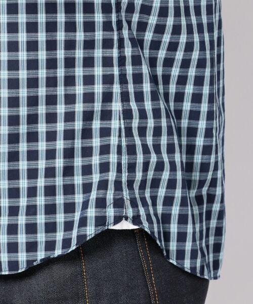 23区HOMME / ニジュウサンク オム シャツ・ブラウス | オリジナルチェック クレリックシャツ | 詳細6