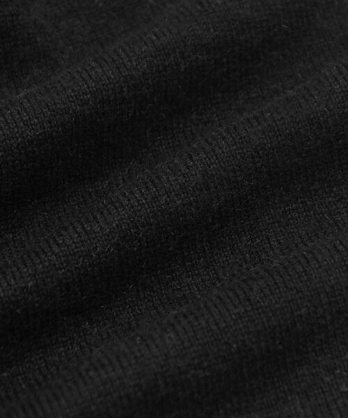 NIMES / ニーム ノーカラージャケット | 天竺ダブルフェイス ノーカラージャケット | 詳細6