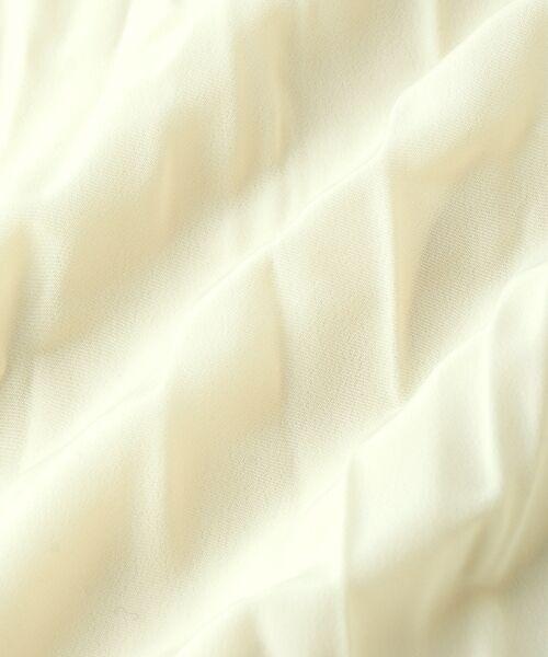 NIMES / ニーム ロング・マキシ丈スカート | デシン ランダムプリーツスカート(マキシ丈) | 詳細8
