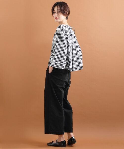 店頭人気ランキングTOP20☆今週の第1位は季節感あふれる別珍素材のパンツ!