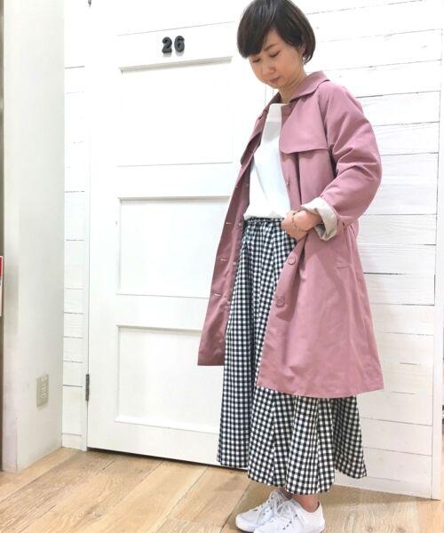 NIMES / ニーム その他アウター | ポリエステルグログラン 3wayライナー付コート | 詳細12