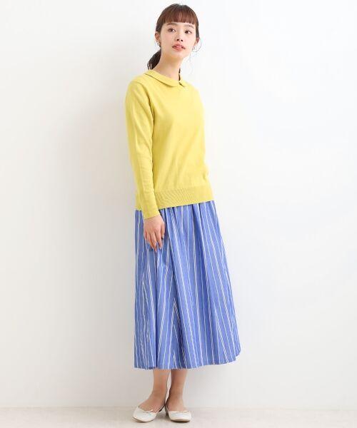 NIMES / ニーム ロング・マキシ丈スカート | アソートパターン ギャザースカート | 詳細3