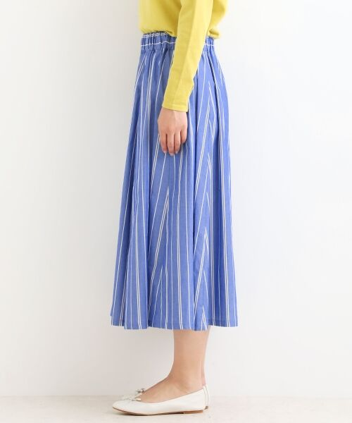 NIMES / ニーム ロング・マキシ丈スカート | アソートパターン ギャザースカート | 詳細5