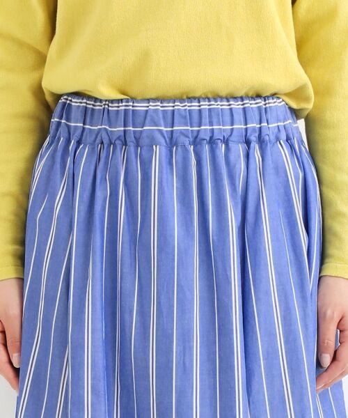 NIMES / ニーム ロング・マキシ丈スカート | アソートパターン ギャザースカート | 詳細7