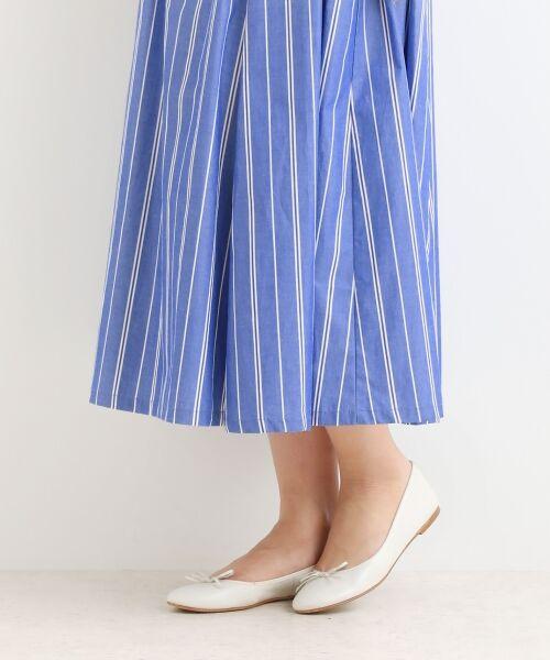 NIMES / ニーム ロング・マキシ丈スカート | アソートパターン ギャザースカート | 詳細8