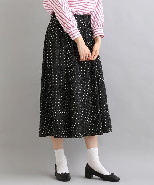 NIMES / ニーム ロング・マキシ丈スカート | アソートパターン ギャザースカート(MIX3)
