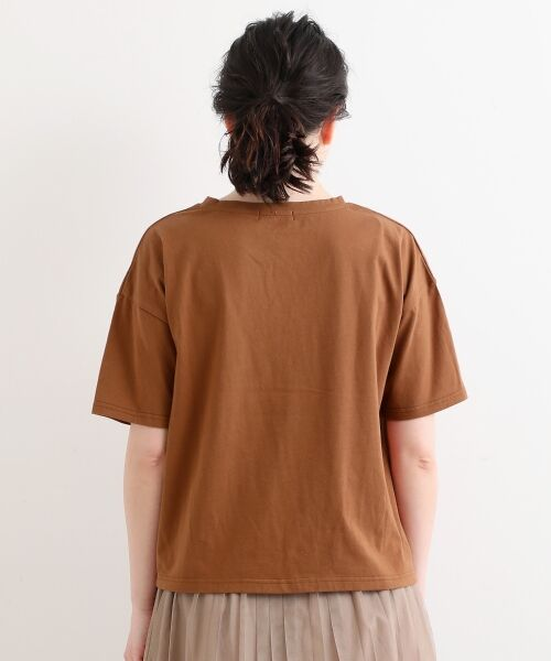 NIMES / ニーム Tシャツ | 32コットン プリントTシャツ | 詳細3