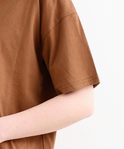NIMES / ニーム Tシャツ | 32コットン プリントTシャツ | 詳細5