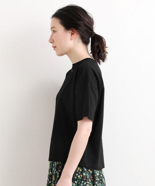 NIMES / ニーム Tシャツ | 32コットン 刺繍Tシャツ | 詳細2