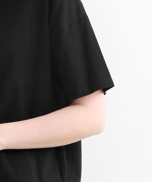 NIMES / ニーム Tシャツ | 32コットン 刺繍Tシャツ | 詳細5