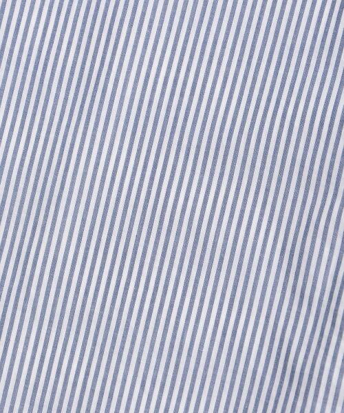NIMES / ニーム シャツ・ブラウス | Bleu Assortフレンチスリーブブラウス | 詳細10
