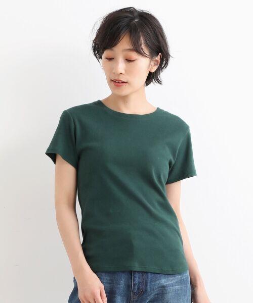 NIMES / ニーム Tシャツ | コーマフライス裾テール半袖Tee | 詳細1