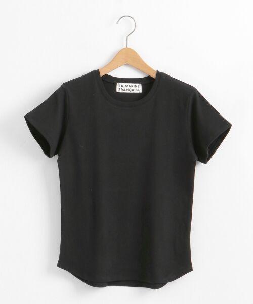 NIMES / ニーム Tシャツ | コーマフライス裾テール半袖Tee | 詳細11