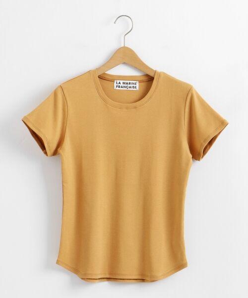 NIMES / ニーム Tシャツ | コーマフライス裾テール半袖Tee | 詳細12
