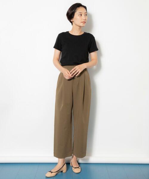 NIMES / ニーム Tシャツ | コーマフライス裾テール半袖Tee | 詳細16