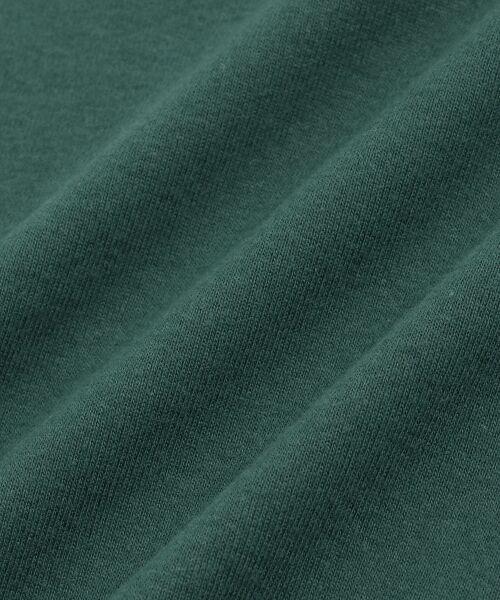 NIMES / ニーム Tシャツ | コーマフライス裾テール半袖Tee | 詳細6