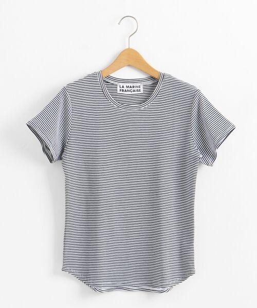 NIMES / ニーム Tシャツ | コーマフライス裾テール半袖Tee | 詳細9