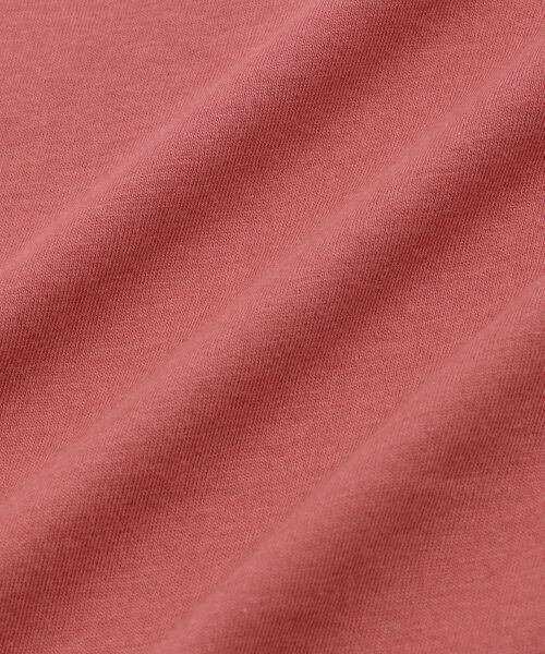 NIMES / ニーム カットソー | コットンジャージー 刺しゅうプルオーバー | 詳細6