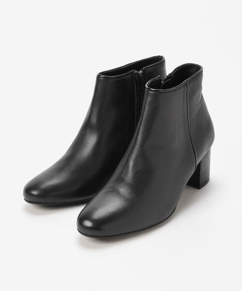 NIMES / ニーム ブーツ(ショート丈) | MARION TOUFETショートブーツ(ブラック)