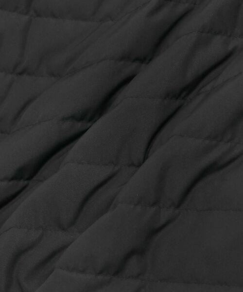 NIMES / ニーム ノーカラージャケット   Airly Downリバーシブルジャケット   詳細8