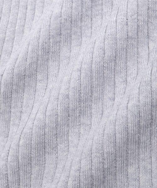 NIMES / ニーム ニット・セーター | Washable wool袖釦タートルネック | 詳細8