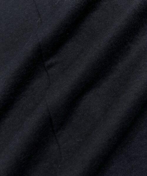 NIMES / ニーム ノーカラージャケット | ウール混 ショートジャケット | 詳細7