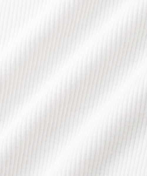 NIMES / ニーム カットソー | テレコ フリルタートルネックPO | 詳細6