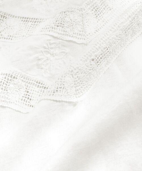 NIMES / ニーム シャツ・ブラウス | Fabrique en Inde ハイネックブラウス | 詳細7
