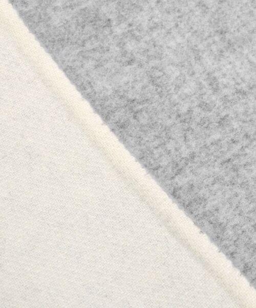NIMES / ニーム その他アウター | ウールリバー スタンドカラーロングコート(裏配色) | 詳細8